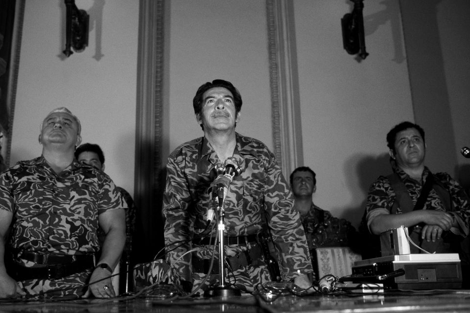 Efraín Ríos Montt y el genocidio Ixil