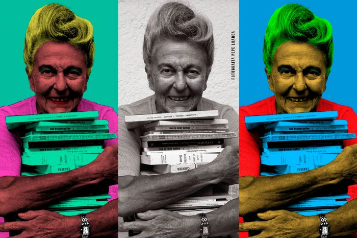 Margarita Carrera, la Diosa de la Ira