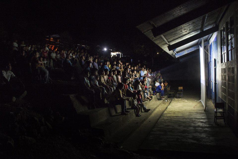 Festival de Cine de Pueblos Indígenas