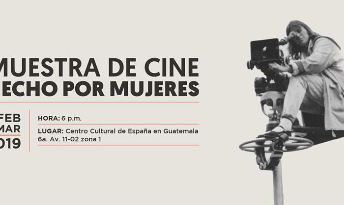 Cine Hecho por Mujeres