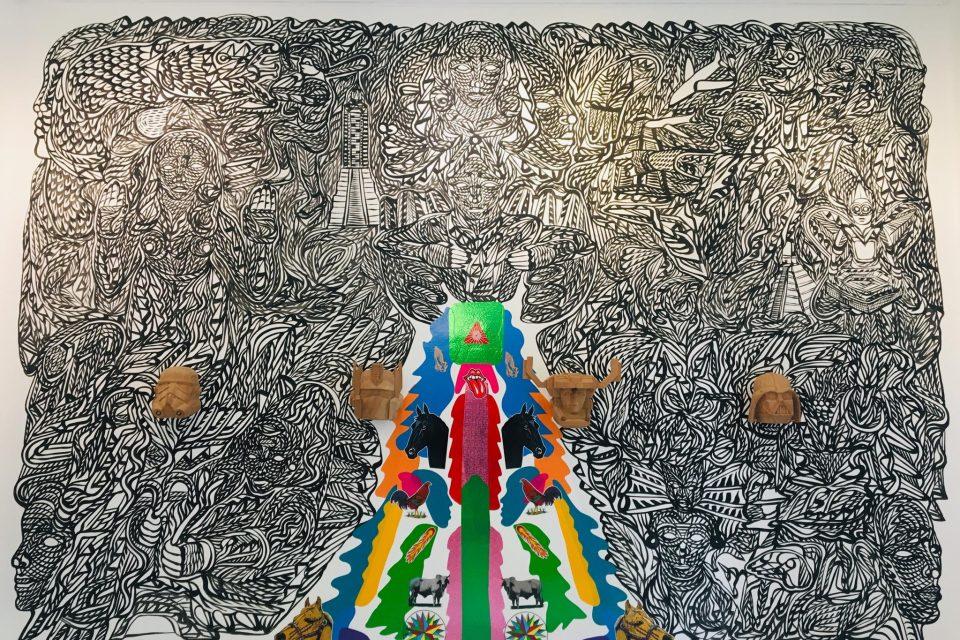 La exposición 'Mimesis' se prolonga en París