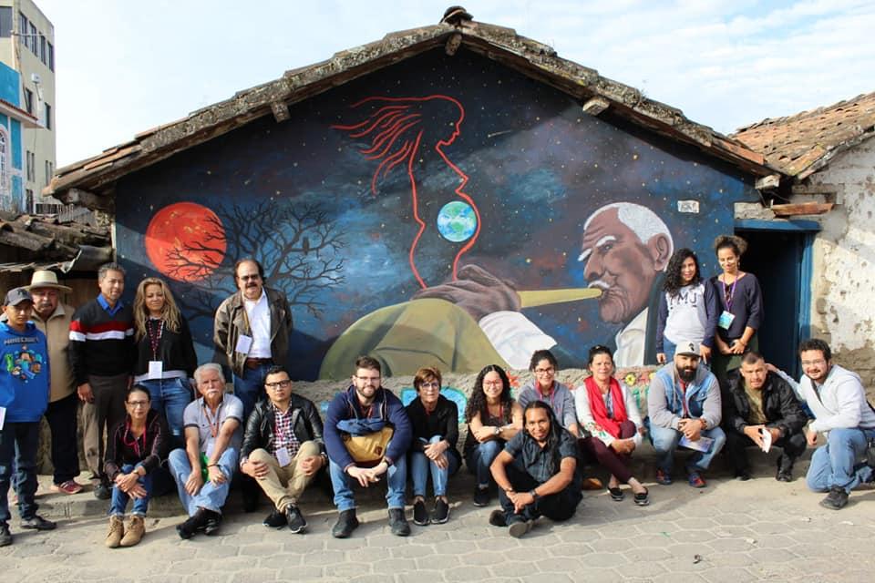 Una pausa poética en Aguacatán