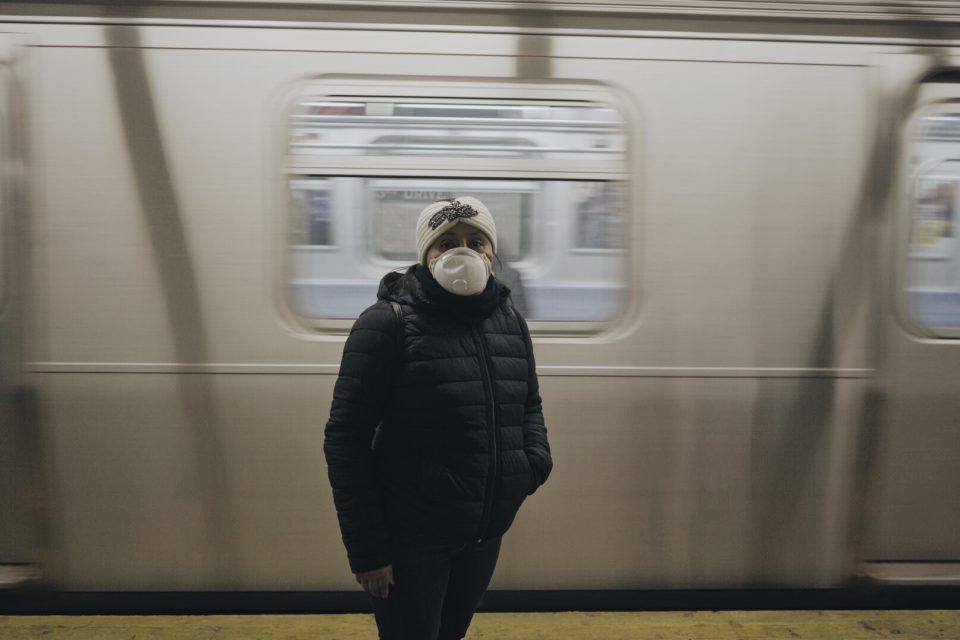 Un diario fotográfico en medio del COVID-2019 desde Nueva York