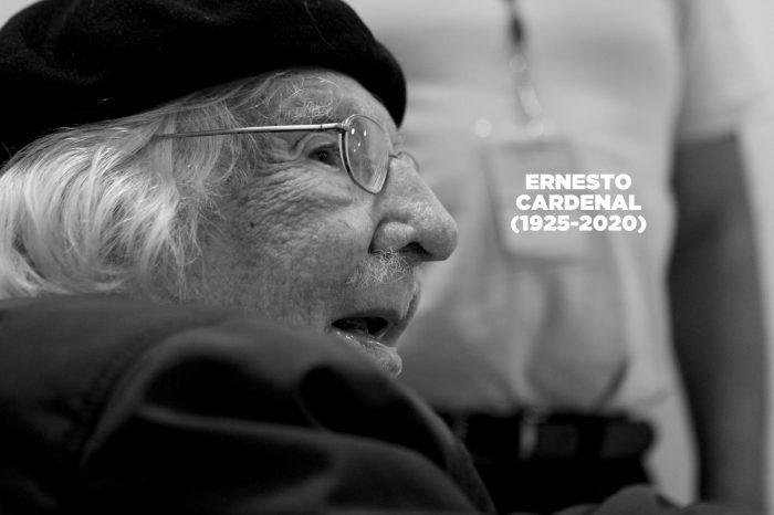 Ernesto, el Cardenal de la poesía