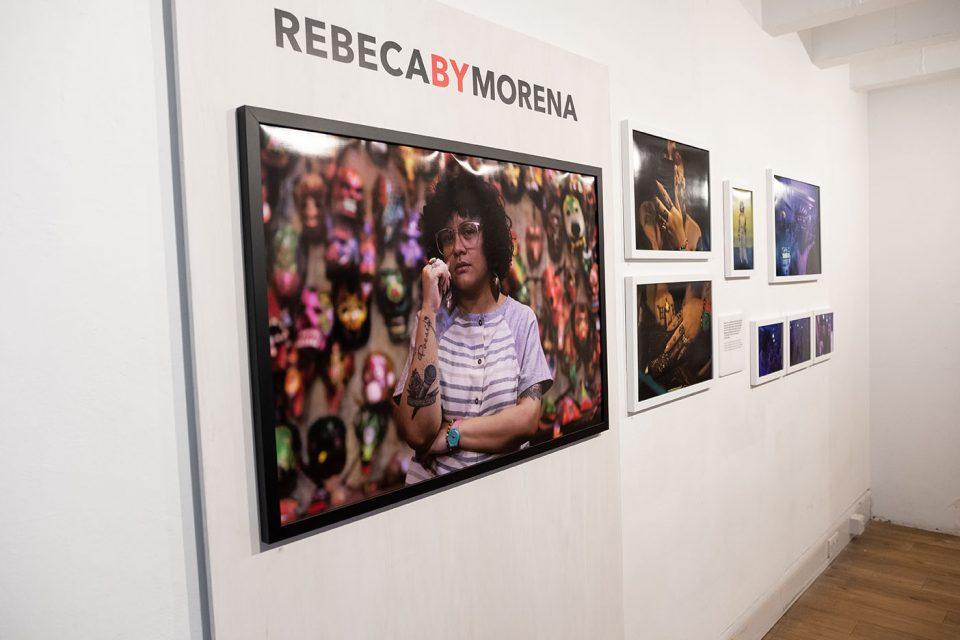 Fotógrafa Morena Pérez Joachin expone en Londres: #8M