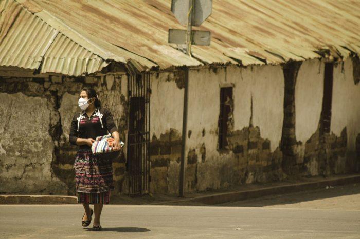 Un diario fotográfico en medio del COVID-19 desde Palestina de los Altos