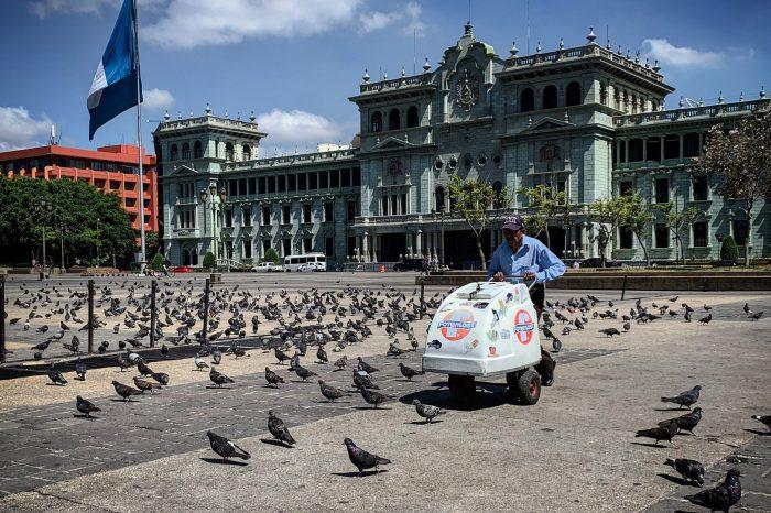 Un diario fotográfico en medio del COVID-19 desde Ciudad de Guatemala