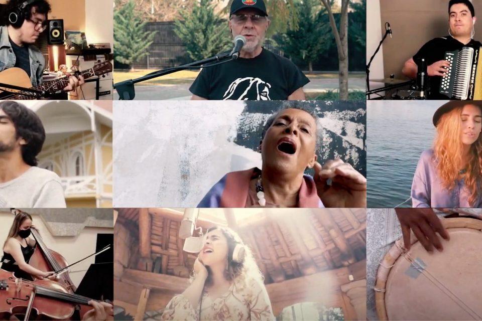 Artistas de América Latina se unen en homenaje a los familiares de los desaparecidos