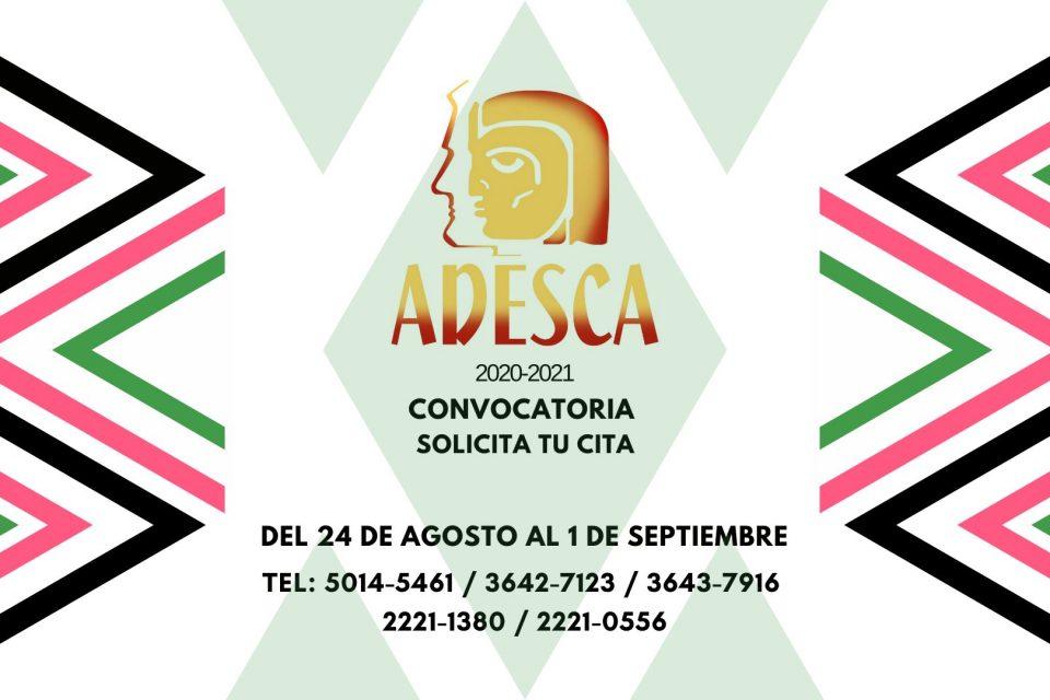 ADESCA lanza convocatoria para proyectos de arte y cultura
